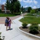 First Campus Visit